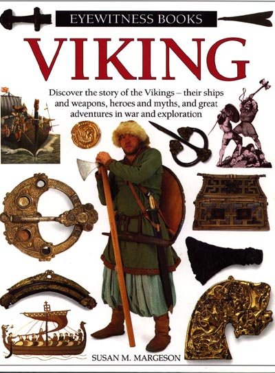The story of the Vikings, their ships, weapons, heros, myths and great adventures in war and exploration.